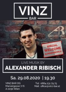 Alexander Ribisch VINZ